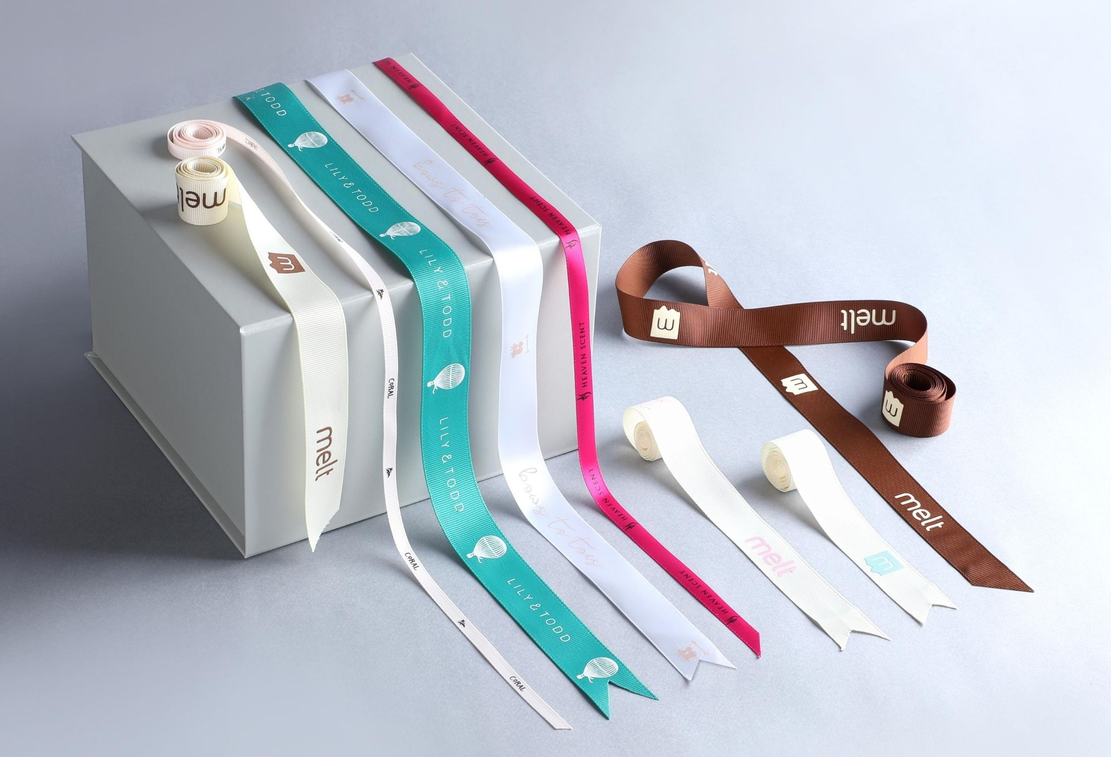 design your wrap ribbons