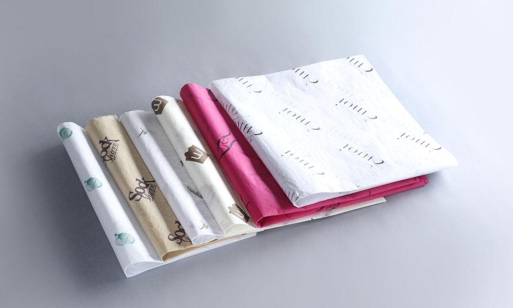 design your wrap tissue paper