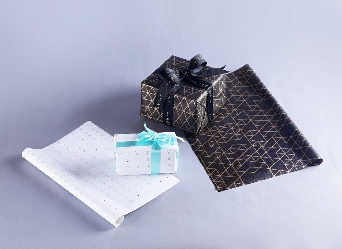 design your wrap gift wrap