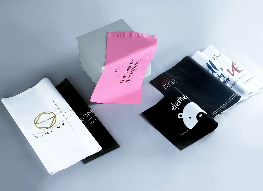design your wrap mailers